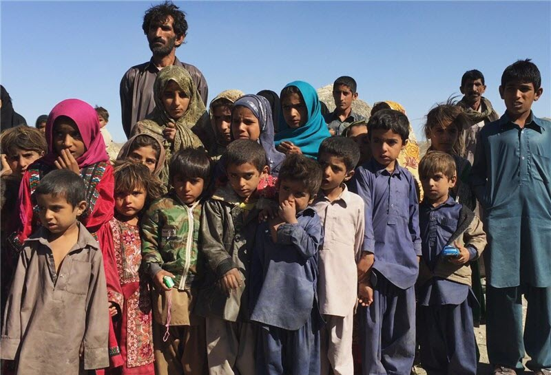 Iran: Sistan and Baluchestan Province: Blood and Pain