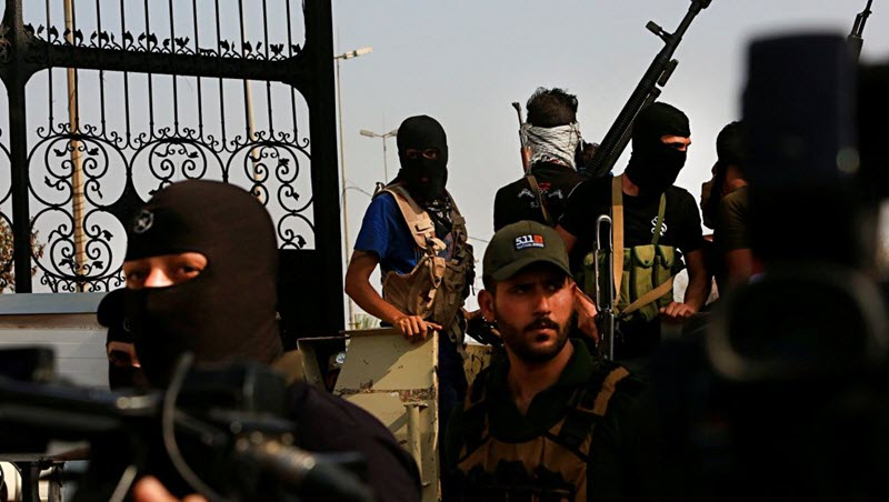 The U.S. Warns Iran Against Attacks on Americans in Iraq