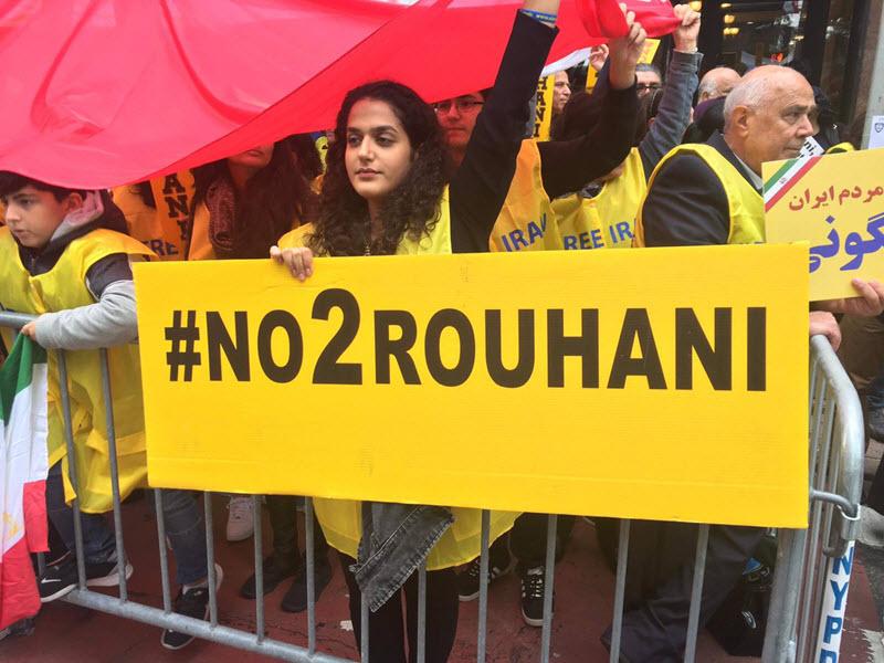 U.S. should support Iran Resistance at UNGA