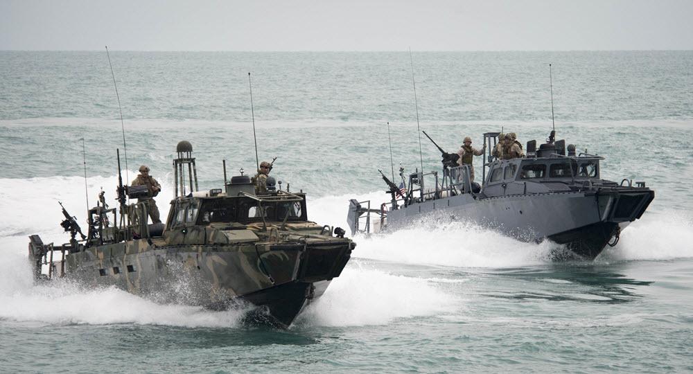 US Navy's Three Exercises Near Iran