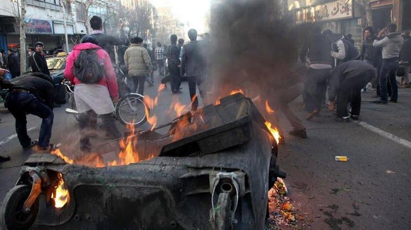 Iran Braces for Us Sanctions Amid Protest