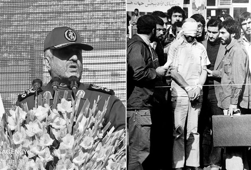 Unprecedented Confession of the Commander in Chief of the Revolutionary Guards