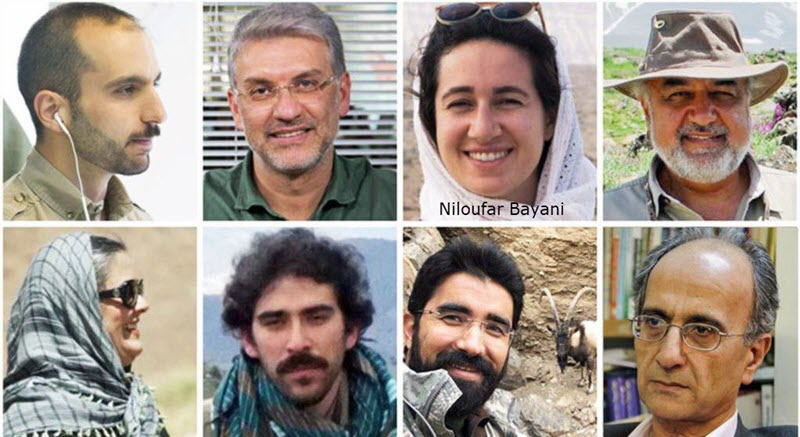 """Canada """"Deeply Concerned"""" over Fate on Environmental Researcher in Iran"""