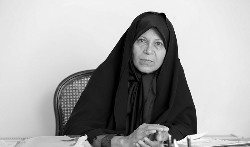 "Faezeh Hashemi: ""Iran Regime's"" Collapse in Content Has Happened'"