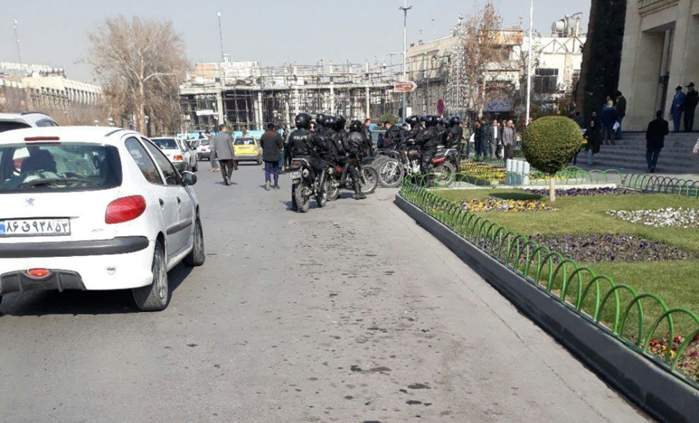 Iran: Demonstration of Isfahan Education Staff, Dozens of Protesters Detained