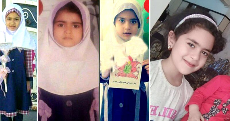 Iran: Horrible Deaths of Four Baloch Student Girls in Their School Fire