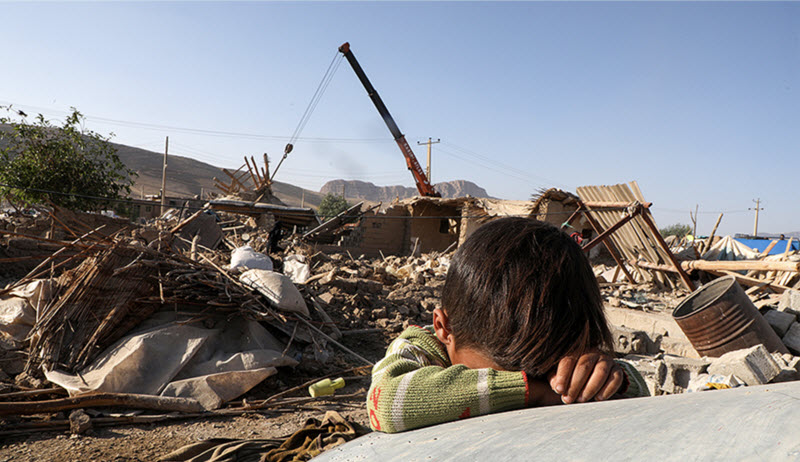 5.9 Quake Hits Iran