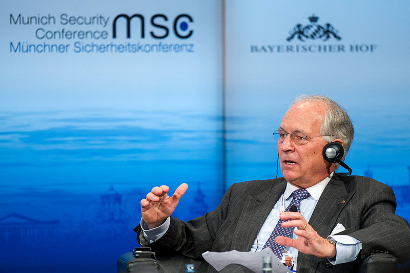 German Diplomat Warns: Iran Regime Is Shooting Itself in Foot