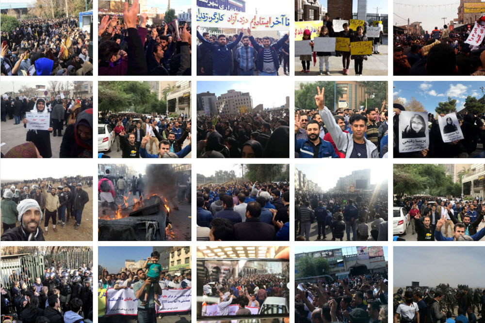 Iran Will See More Protests and Isolation in 2019
