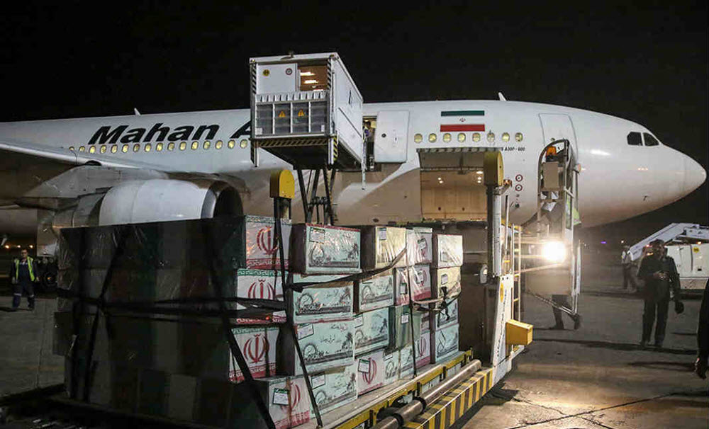 Iran: After Germany's Ban on Mahan Air, Economic Relations With Institutions Linked to IRGC Must Be Terminated