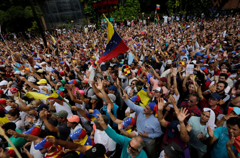 Why Is Iran Regim Concerned About Venezuela?