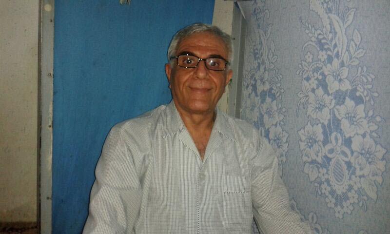 Iranian Political Prisoner Goes on a Hunger Strike