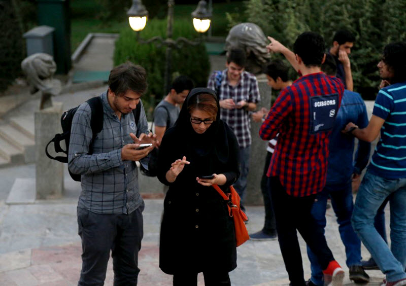 Iran Regime Scared of Social Media