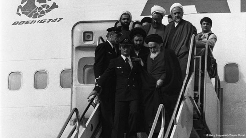 Khomeini's Legacy Is a Broken Iran Only Regime Change Can Fix