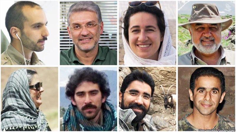 Environmentalists Continue to Be Persecuted in Iran