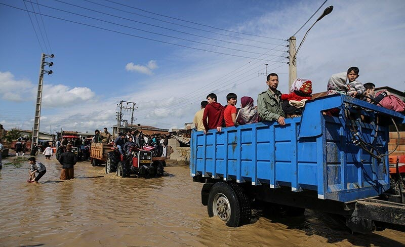 Iran: Flooding Worsens and Spreads Further Across Country