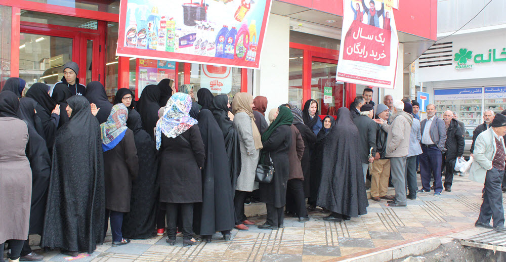 Iran Food Prices Rise by 230% in One Year