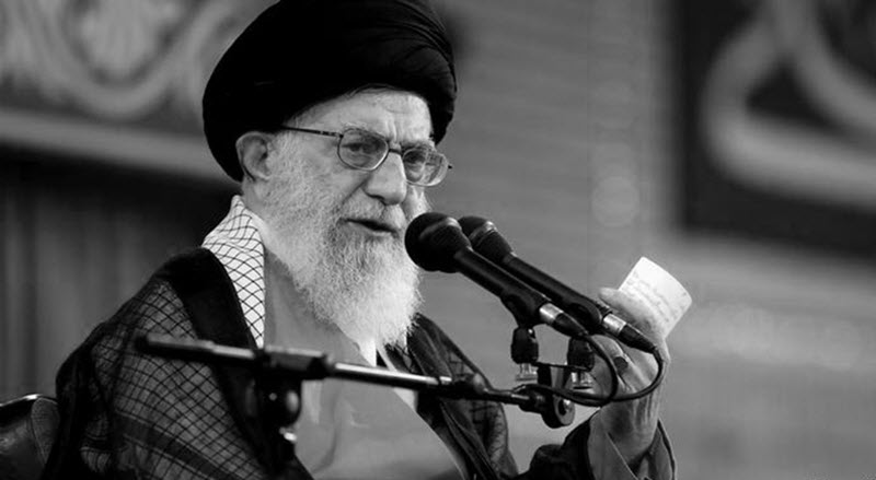 Iran Regime Leader Tries to Shift Blame for Economic Collapse