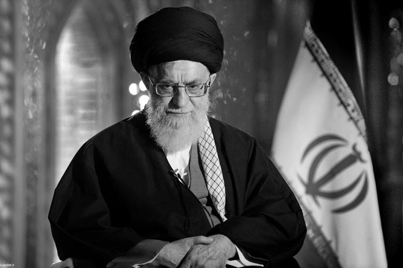 Iran Regime's Leader Bashes West in New Year Speech