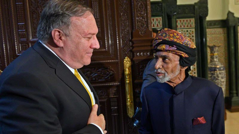 US Agrees Port Deal With Oman That Blocks Iran Regime