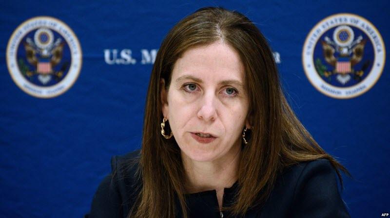 Under Secretary Sigal Mandelker Updates on Administration's Pressure Campaign on Iran