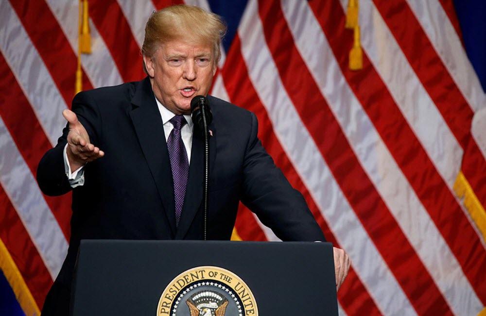 Donald Trump Turns the Screw on Iran Regime - Struan Stevenson