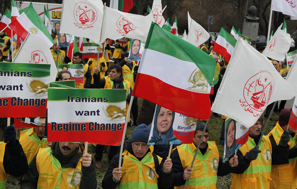Iran - Death Throes of a Thuggish Regime