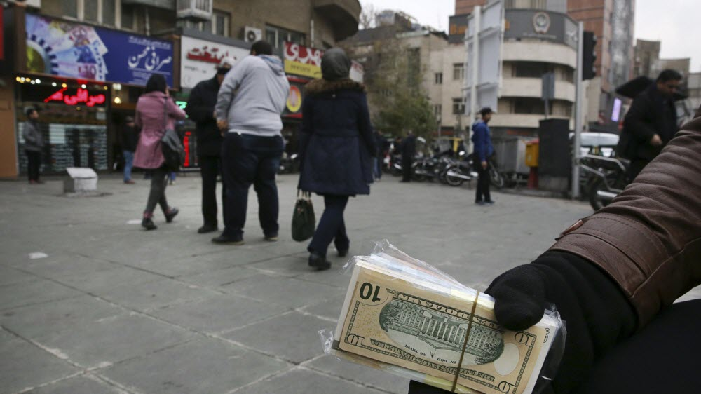 Iran's Crumbling Economy Could Foretell Regime Change