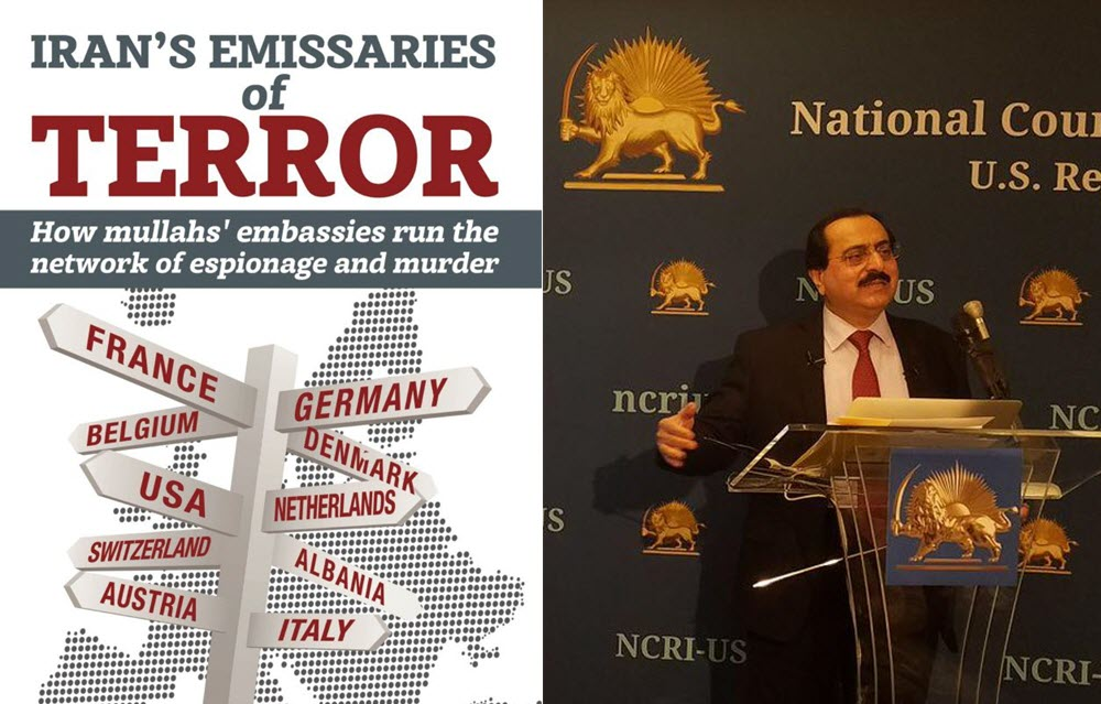 Iran's Emissaries of Terror - New Book by NCRI
