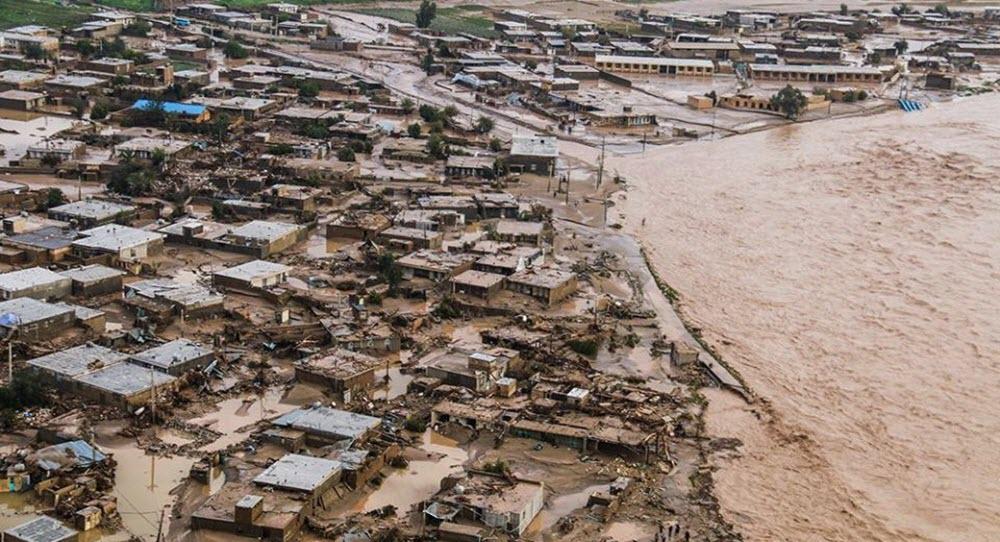 Iran Regime's Infighting Over Floods Starts Again