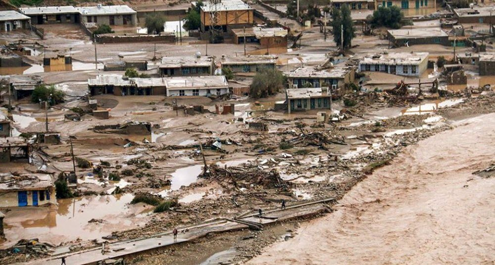 Iran Agriculture Decimated by Floods