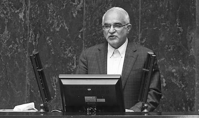 "Abdolreza Mesri, Member Of ""Death Committee"" of Kermanshah, Becomes Deputy Speaker of Religious Fascism Parliament"
