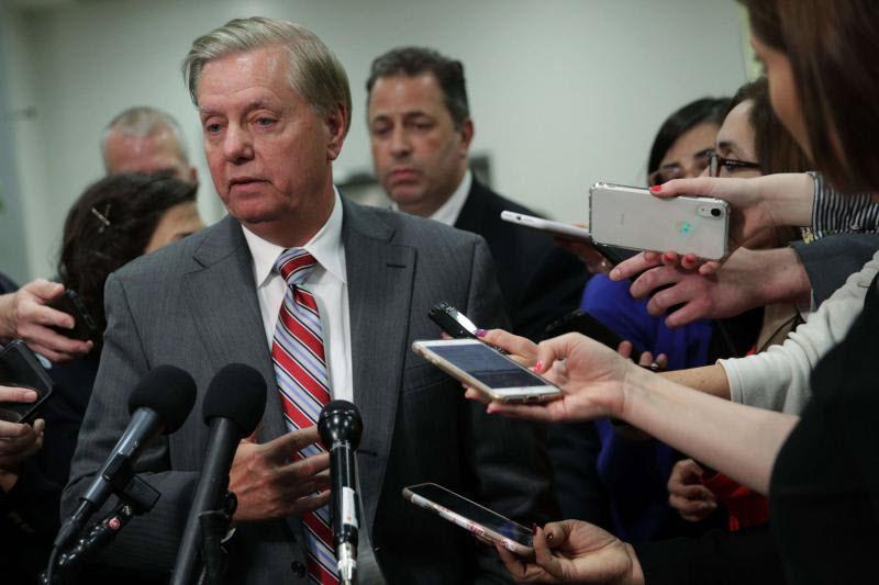Attacks on Ships in Middle East Coordinated by Iran Regime – U.S. Senator Lindsey Graham