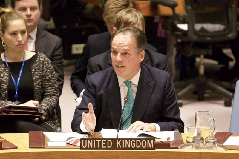 Britain Extremely Concerned About Iran Regime's Move on Nuclear Deal
