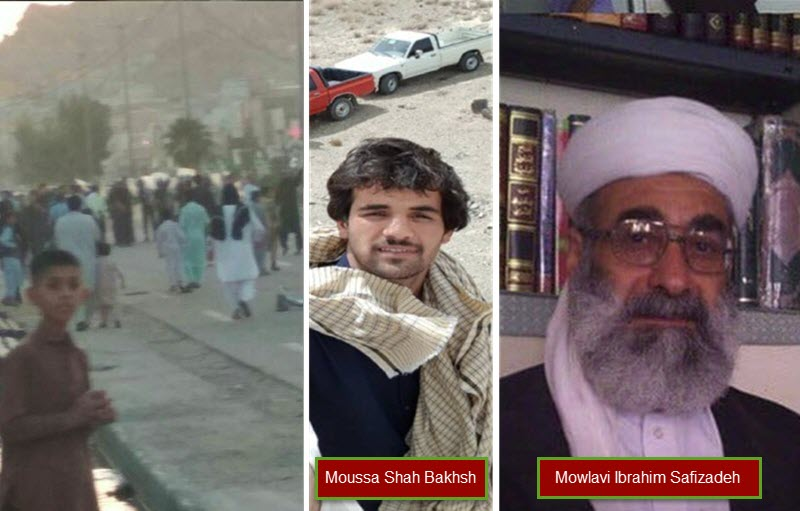 IRAN: Demonstration in protest to the killing of a young man in Zahedan by repressive forces and arresting dozens