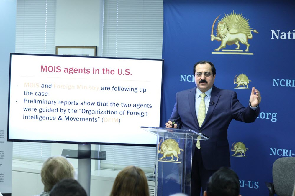 Iran Dissidents Call for Tehran's Embassies in Europe to Be Shut Down