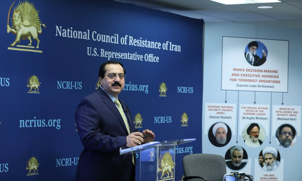 NCRI Explain How Iranian Ministries Work Together to Commit Terrorism