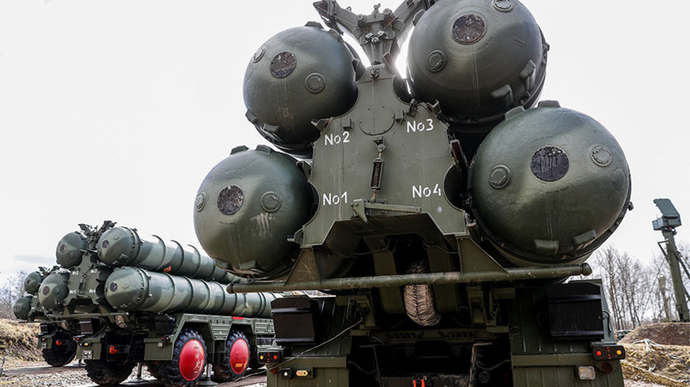 Russia Rejected Iran Regime's S-400 Missile Request Amid Gulf Tension - Bloomberg