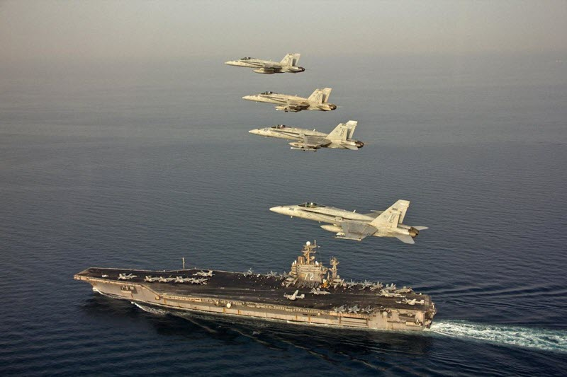 US Countering Iran Regime Threat in Middle East