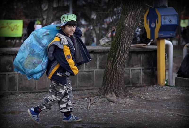 25,000 Iranian Children in Golestan Province Deprived of Education