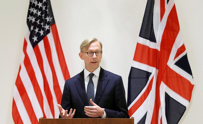 Brian Hook: U.S. Will Impose Penalties on Any Countries That Import Iranian Oil