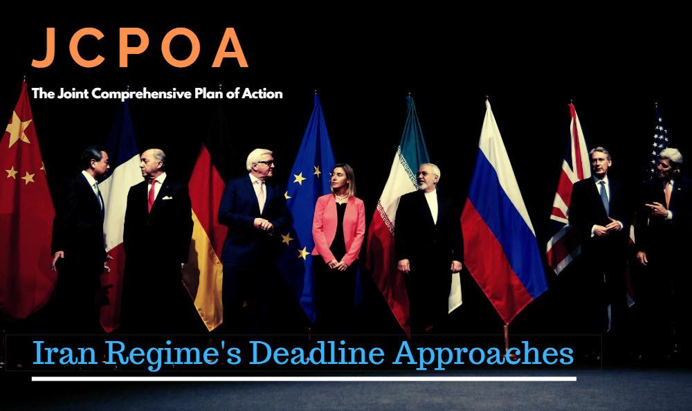 Iran Regime's Deadline Approaches