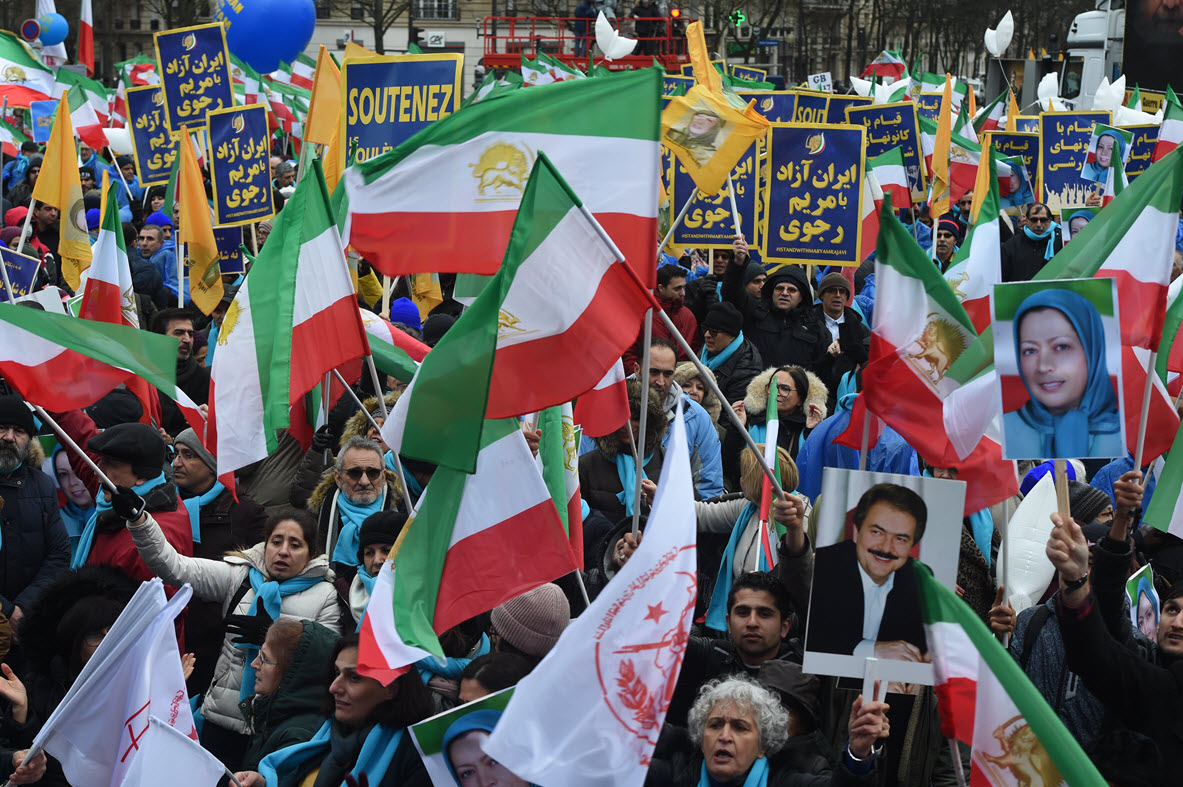 Iranian Regime's Crackdown on MEK Shows the Group Has Popular Support