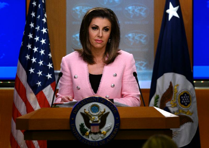 U.S: We Will Continue Our Maximum Pressure Campaign on Iranian Regime