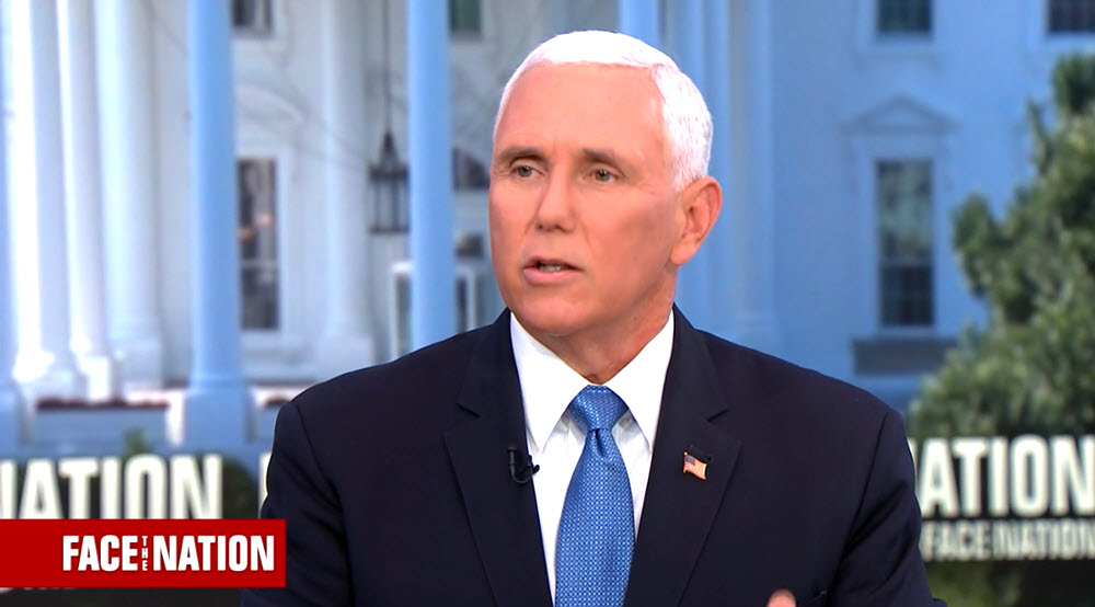 Vp Mike Pence: The US Stands With Iran's People