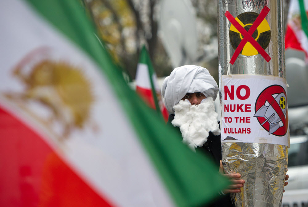 World Powers Call out Iran's Regime for 'Nuclear Blackmail'
