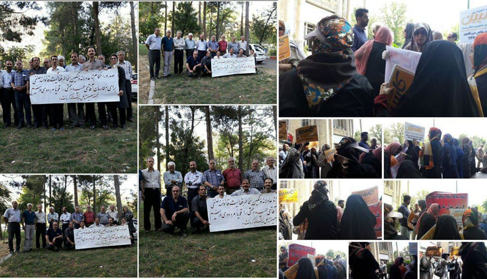 A Round-Up of the Latest Protests in Iran