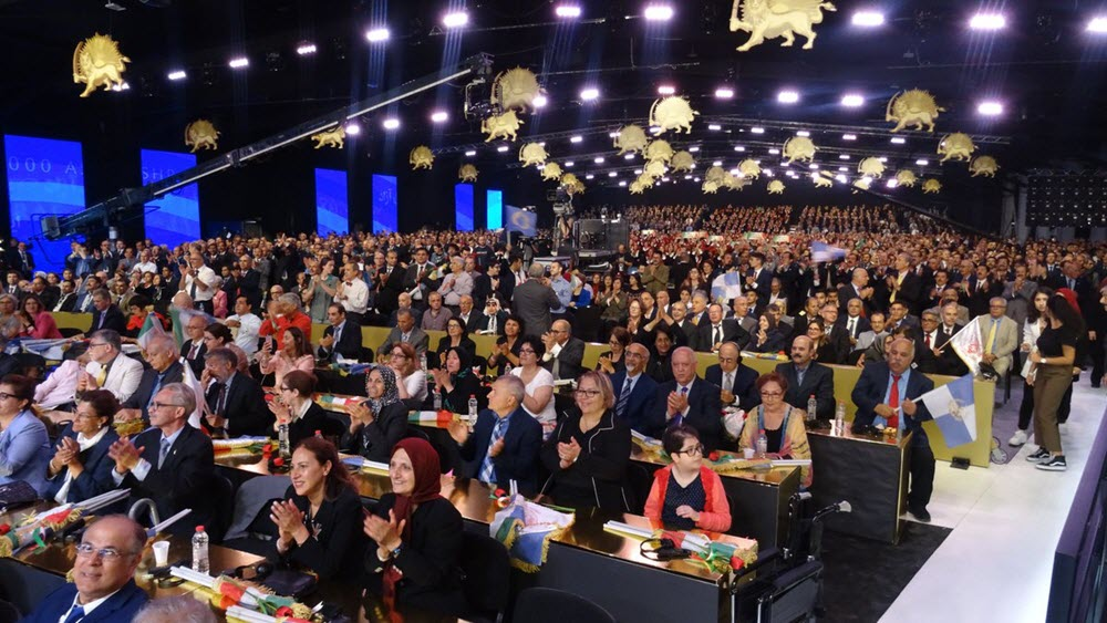 Live Updates: Annual Free Iran Conference at the Mek's Headquarters in Albania