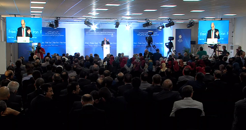 Arab and Islamic Solidarity With Iran's People, the MEK and the NCRI