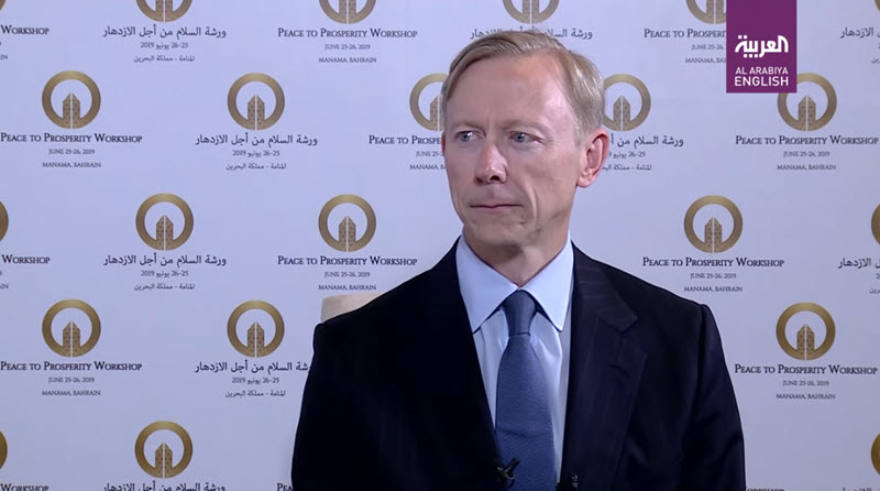 Brian Hook: Iran Oil Sanctions Alone Deny the Regime $50 Billion in Annual Revenue
